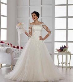 b2dbb38f10e50 İkinci El Gelinlik Aysira Gelinlik   Modacruz Lace Weddings, One Shoulder  Wedding Dress, Yandex