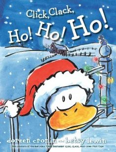 As Farmer Brown prepares the house for Christmas, Duck tries to play Santa--but he gets stuck in the chimney, along with all the other animals who try to help.