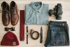 Menswear. Michael radford.