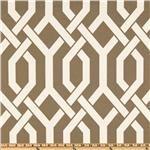 Kitchen Bench: P Kaufmann Indoor/Outdoor Woven Slick Mink $21.98/yard