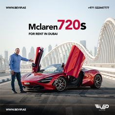 Mclaren 720 for rent in Dubai #mclaren 720s, the undisputed king of exotics !! The McLaren 720S Spider is so easy to drive and so comfortable that it's hard to think of a supercar better suited to daily driving. Mclaren 720 for rent in Dubai. Come and experience a sporty ride with with it.Pre Bookings Available Call +971522447777 Better Suited, Supercar, Spider, Dubai, Sporty, King, Easy, Spiders