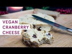 Vegan cranberry cheese   Exceedingly vegan