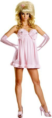 Fembot Costume | Wholesale Austin Powers 60's Adult Halloween Costume for Women. i wouldn't wear it but it is funny