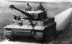 Tiger tank in Russia | GLORY. The largest archive of german WWII images | Flickr