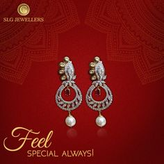 Always feel special with stunning jewellery range from #SLGJewellers. For details & quotations, call us at 011-41832222.