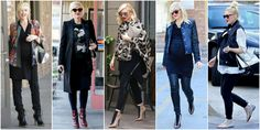 Gwen stefani maternity style Maternity Fashion, Maternity Style, Gwen Stefani, Kimono Top, Tops, Women, Mom Outfits, Women's, Clothes For Pregnant Women