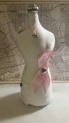 Manniquie -Decorative, Nurse -Breast Cancer Symbol Concept sale $20