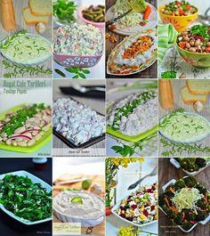 Salata ve meze tarifleri