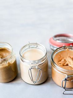 Homemade Nut Butter Recipe