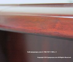 The Baltimore Boardroom Table edge is about - thick and has a beveled edge Conference Table, Walnut Wood, Baltimore, Modern, Trendy Tree