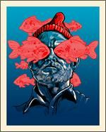 Tim Doyle's art prints and gigposters for sale on Nakatomi!