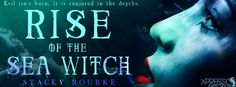 Sinfonia dos Livros: Cover Reveal | Rise of the Sea Witch | Stacey Rour...
