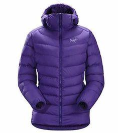 Chaqueta con Capucha para mujer Púrpura Ofertas especiales y promociones  Caracteristicas Del Producto: Con una capucha calentada Protege idealmente c