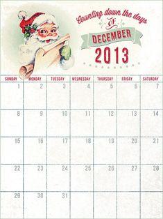December calendar from stitchintime.typepad.com
