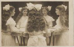Mirror Photography/Multiphotography Photograph of a Girl with Long Hair   Flickr - Photo Sharing!
