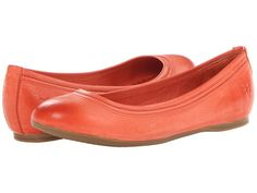 Frye Agnes Ballet Turquoise Soft Vintage Leather - Zappos.com Free Shipping BOTH Ways