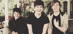 I would die if I see this Three Guys!!! #BeforeYouExit #McDonoughBrothers #LOVE