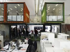 shipping containers office