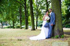 Civil wedding in East London