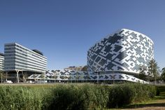 Gallery - Hilton Amsterdam Airport Schiphol / Mecanoo - 1