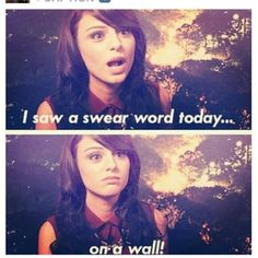 Hahaha her face! I have the same reaction every time , Cher. :P It's okay.