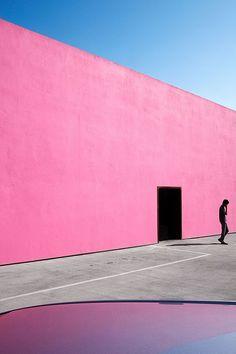 Ricky John Molloy. Work from the series 'LA moment' by Danish photographer Ricky John Molly.