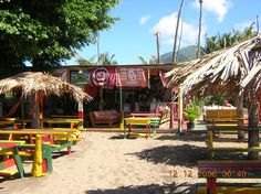 The old Sunshine's... Nevis ..if only I could teleport myself I would be there right now!