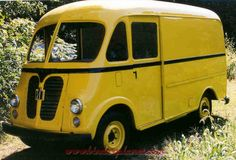 International Harvester. just like my old bread truck,but mine had custom windows on the side.