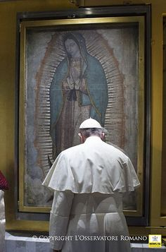 Pape François - Pope Francis - Papa Francesco - Papa Francisco : 13-02-2016 Pope Francis in Mexico: 13-02-2016 Pope Francis in Mexico: Holy Mass in the Basilica of Our Lady of Guadalupe- Messa Santuario Madonna di Guadalupe | par news.va