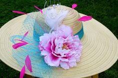 Derby hat by Craft E Magee