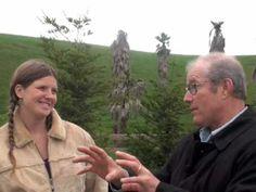 Joel Salatin on Pasture Management and Keyline Design for Grassfed Cattle