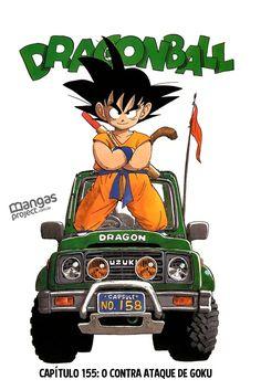 Ler mangá Dragon Ball - Capítulo 155 online