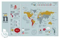 El español en el mundo | Flickr - Photo Sharing!