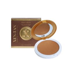 Perfect Bronze - Perfect Bronze is the perfect 'compact' tan. It is a true brown-based bronzer with a hint of shimmer that is excellent for creating or enhancing the look of healthy, glowing skin. This bronzing powder can be used on clean skin or over your favorite foundation for a silky smooth finish.