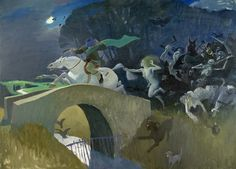Alexander Goudie ~ Tam O'Shanter - The Chase