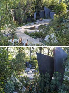 #Garten Moderne Gärten U2013 12 Trends Gezeigt Auf Blumenausstellung Chelsea  2018 #Moderne #Gärten