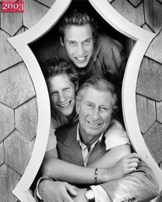 Prince Charles, Prince Harry, Prince William,,Very Nice picture!!!!