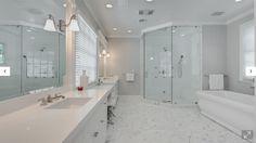 Vince Vaughn   Master Bathroom