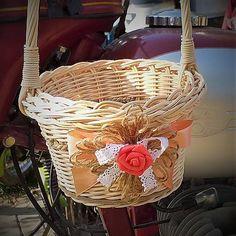 Pedigmania / Košík pre družičku Straw Bag, Picnic, Basket, Bags, Handbags, Picnics, Bag, Totes, Hand Bags