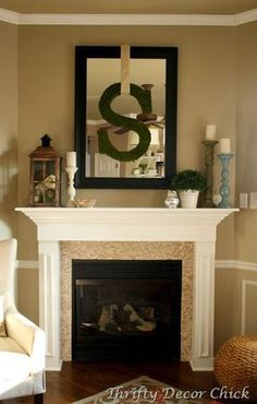 15 Mantels That Will Make You Drool -