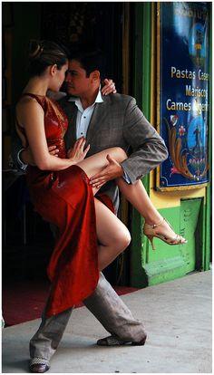 Tango by madhseason via Flickr Caminito - La Boca, Buenos Aires, Argentina