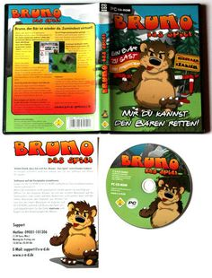 Bruno, das Spiel für PC in OVP!Ansehen!