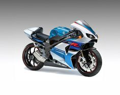 GSX-R1000 Concept. Mixed with TLR1000 and others. Nice looking bike!