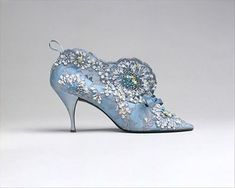 Boots Roger Vivier for Dior, 1957 The Metropolitan Museum of Art #rogerviviervintage