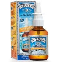 Sovereign Silver, Colloidal Bio-Active Silver Hydrosol Nasal Spray, 10 PPM, 2 fl oz (59 ml)