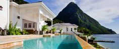 Sugar Beach, A Viceroy Resort - a new Tablet Hotel in Saint Lucia.