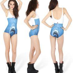 One Piece Underwear Monokini Bikini Swimsuit