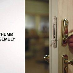 House Front Door Handle
