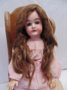 Dr. E's Doll Museum Blog: American Auction Co. Doll Auction August 1, 2015