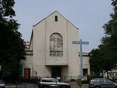 Eglise Saint Gabriel 75020 Paris